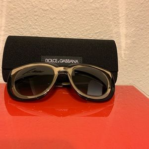 Dolce Gabbana Sunglasse New With Tags